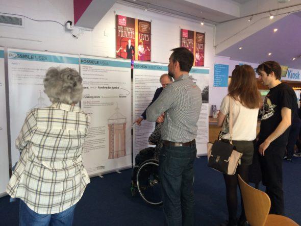 Jumbo Options Appraisal exhibition 3